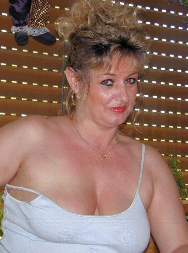 reife Frau auf Sexsuche